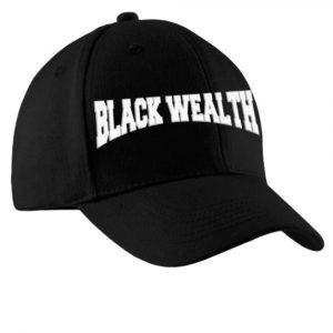 Black wealth hat